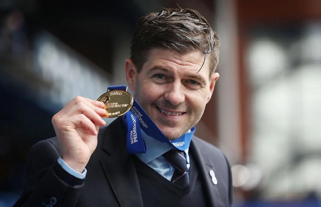 biografi Steven Gerrard